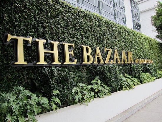 The Bazaar by Jose Andres: ресторан