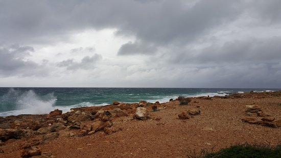 Ses Salines, Spain: Wellen