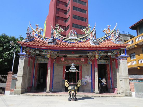 Bei Gang Town I-Min Temple