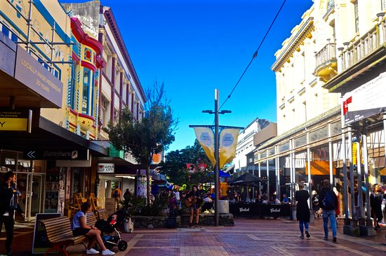 Dzielnica Cuba Street