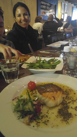 Eetcafe Vlaming: Fish