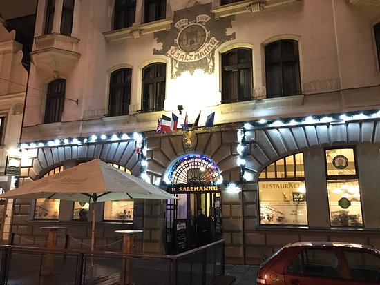 Restaurant & Guest House U Salzmannu: photo0.jpg