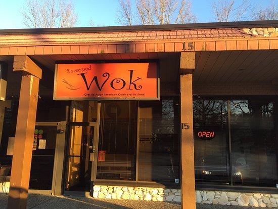 Seasoned Wok: Great Asian food in Medford Lakes, NJ