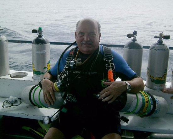 """Scuba Cat Diving - Soi Watanna Shop and Classrooms : They took good care of my side-mount """"special needs."""""""