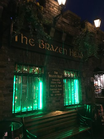The Brazen Head: Christmas Eve Eve