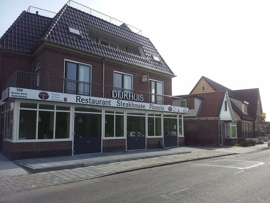 Andijk, The Netherlands: Restaurant