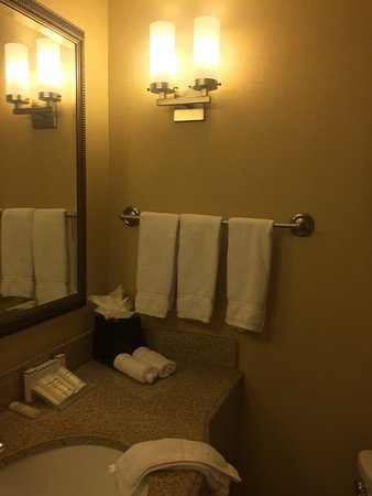 Hilton Garden Inn Augusta: Came In After A Long Day With The Family Travel  Up