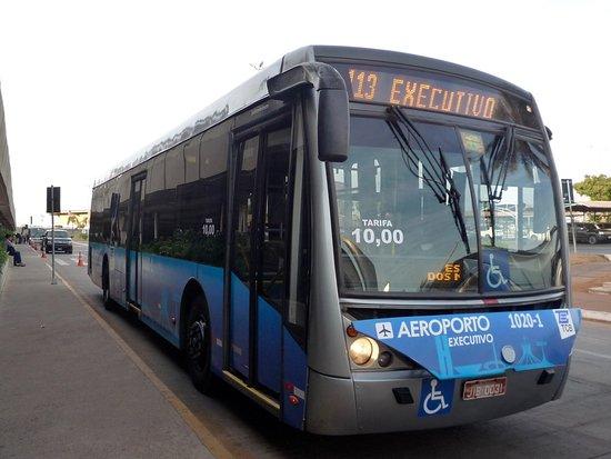 Ônibus Executivo do Aeroporto