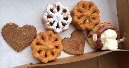 Poulsbo, WA: Yummy Treats!