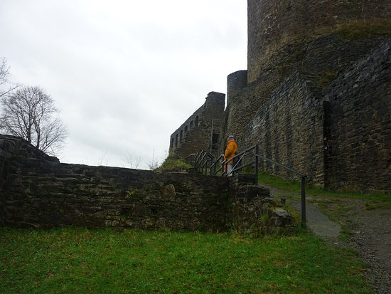 ruins of Burg Windeck