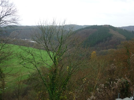 another view from Burg Windeck