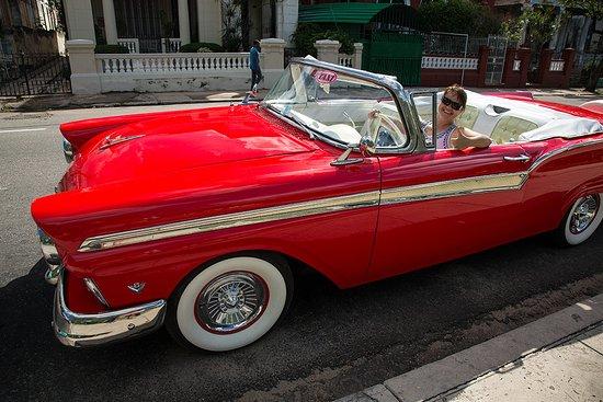 57 Ford Fairlane - Picture of Old Cars Havana - TripAdvisor