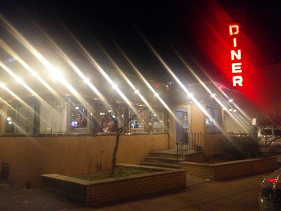 Riverdale, État de New York: Tibbett Diner