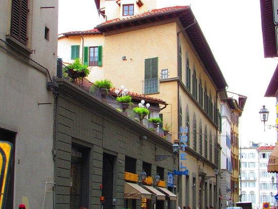 Hotel Balcony Photo