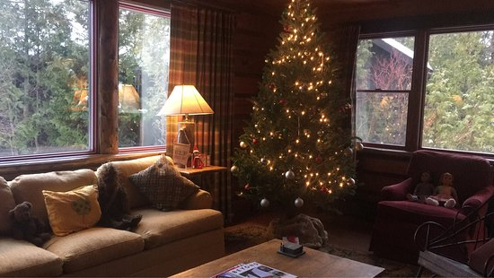 christmas weekend the hawk cabin nice stay with very helpful and