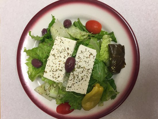 Sammy's Southport Pizza - Greek Salad