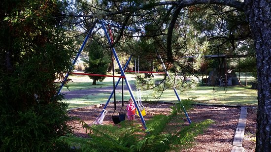 Zeehan, Australia: Swings