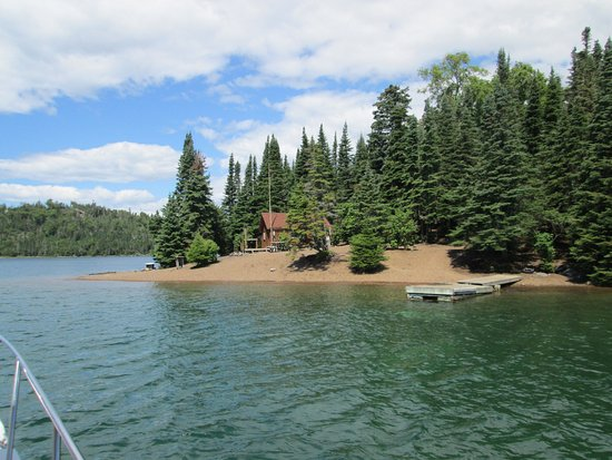 Slate islands provincial park terrace bay all you need for Terrace bay ontario