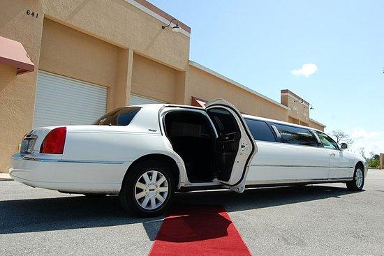 Wilson, Carolina del Norte: Redstone Limousine Service