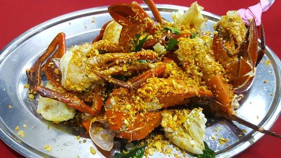 Portuguese Settlement Museum Amp Seafood Court Melaka