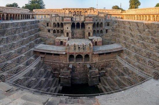 Full-Day Tour of the Chand Baori Step...