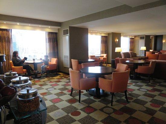Hilton Americas - Houston: Executive Lounge