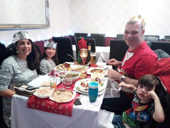 Shepshed, UK: Merry Christmas to you all. Here's some pictures of our guests enjoying their day with us!  We'l