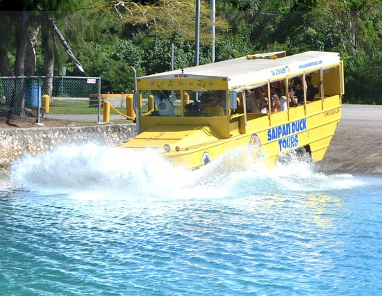 Saipan Duck Tours