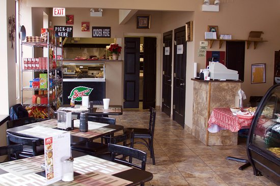 Norridge, IL: ABC Bakery and Deli interior
