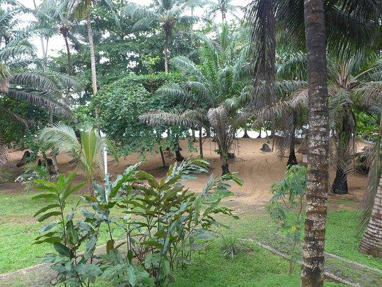 Porto Alegre, Santo Tomé y Príncipe: Green around