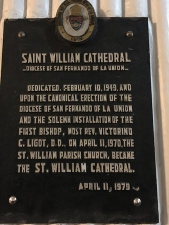 ‪‪San Fernando La Union‬, الفلبين: St. William The Hermit Cathedral‬