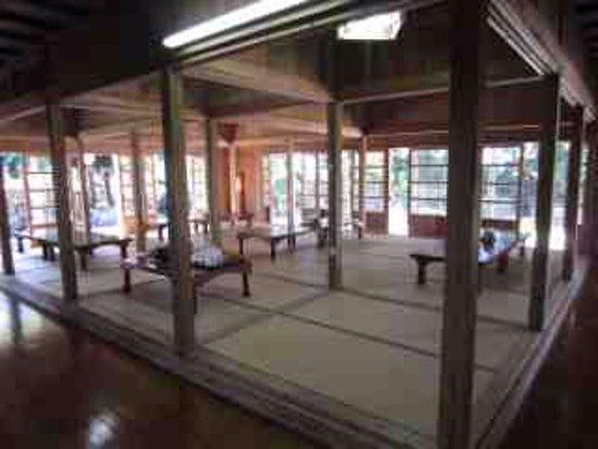 Janatei: tatami area