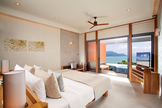 Sri Panwa Phuket Luxury Pool Villa Hotel: Pool Suite West Ocean View with private pool
