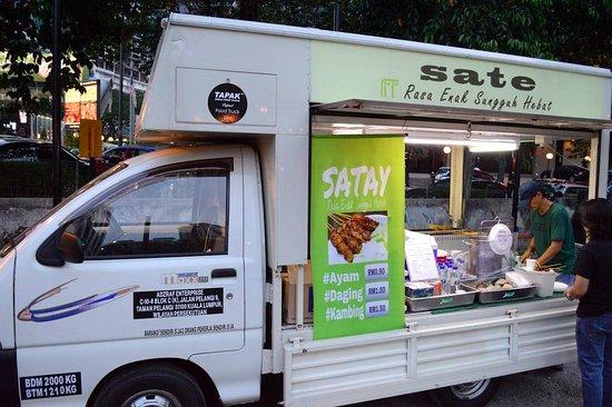 Tapak Food Truck Review