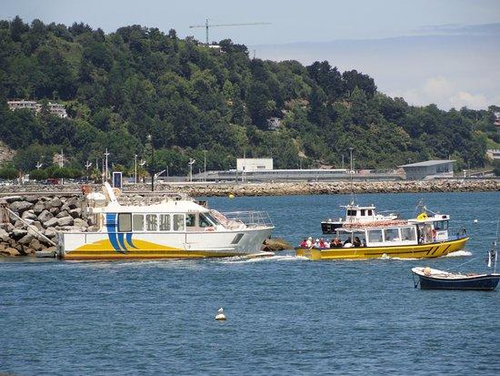 promenade bateau fontarabie