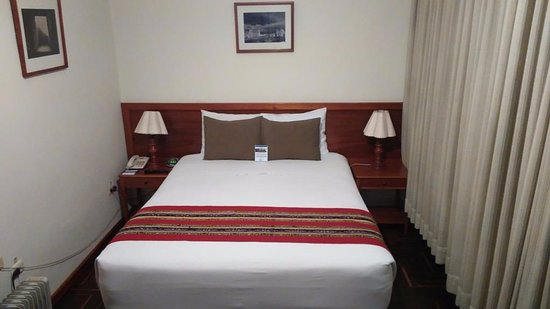 BEST WESTERN Los Andes De America: Big and comfortable bed