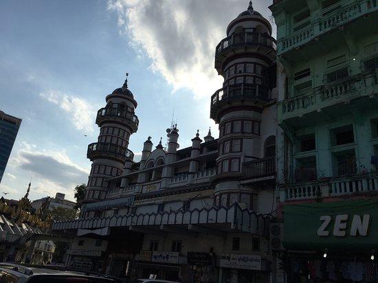 Bengali Sunni Jameh Mosque