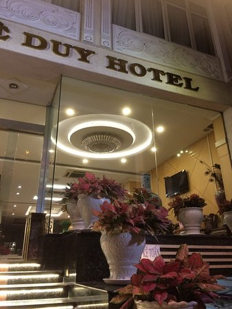 Le Duy Hotel Foto