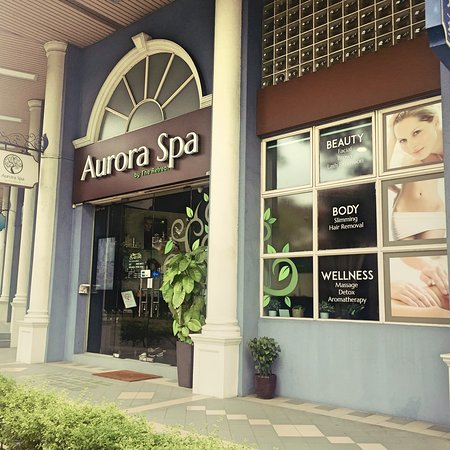 Aurora Spa By The Retreat