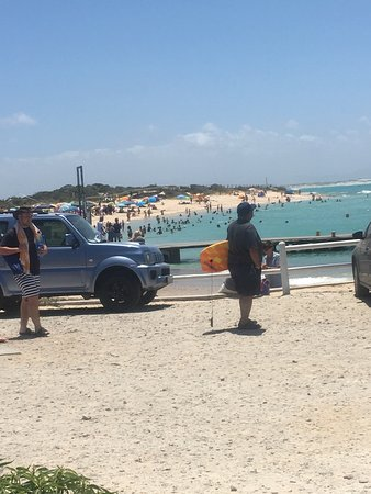 Struisbaai, South Africa: View at harbour