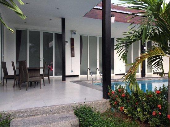 Lotus Villas & Resort Hua HIn: 三房villa