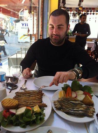 Sultanahmet Fish House: Good Choice