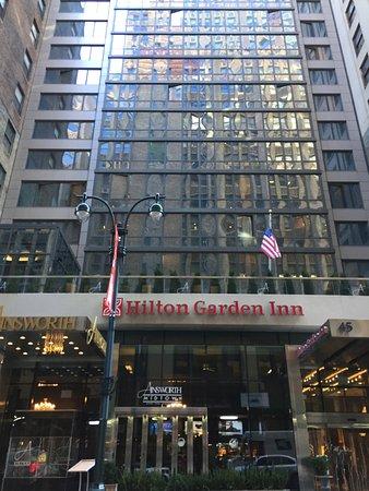 Hilton Garden Inn New York Midtown Park Ave 45 East 33rd Street New York City Ny Hilton