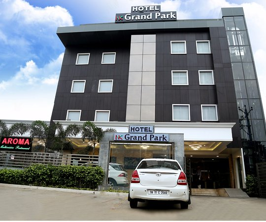 Front Elevation Of Small Hotels : Nk grand park hotel 첸나이 마드라스 호텔 리뷰 가격 비교