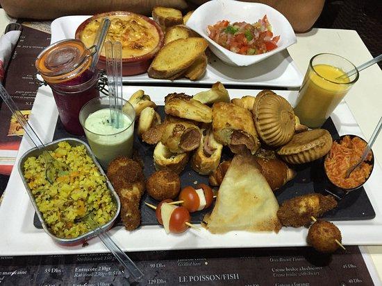 Tapas - Picture of Bar Restaurant le Z, Agadir - TripAdvisor