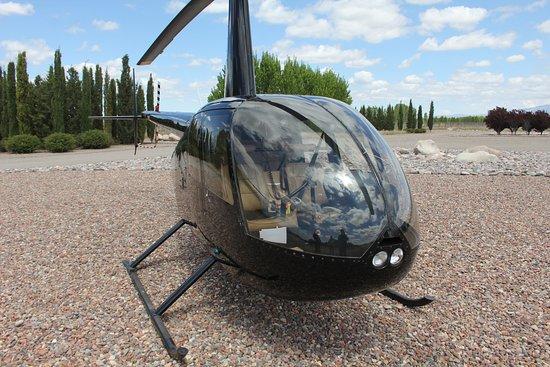 Helicopteros Mendoza