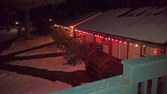 Canadensis, PA: Christmas eve