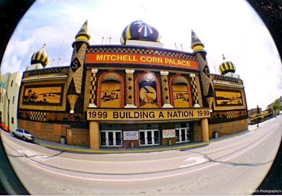 Mitchell, Dakota do Sul: Corn Palace
