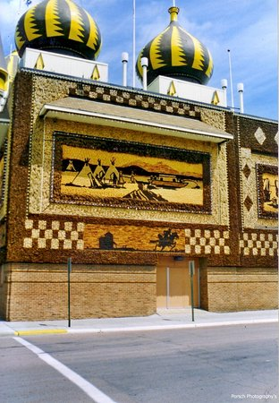 Mitchell, SD: Corn Palace