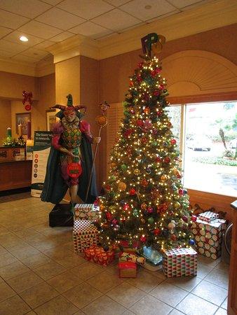 Joker Christmas Ornament.Lobby Christmas Tree Joker Picture Of Royale Parc Suites